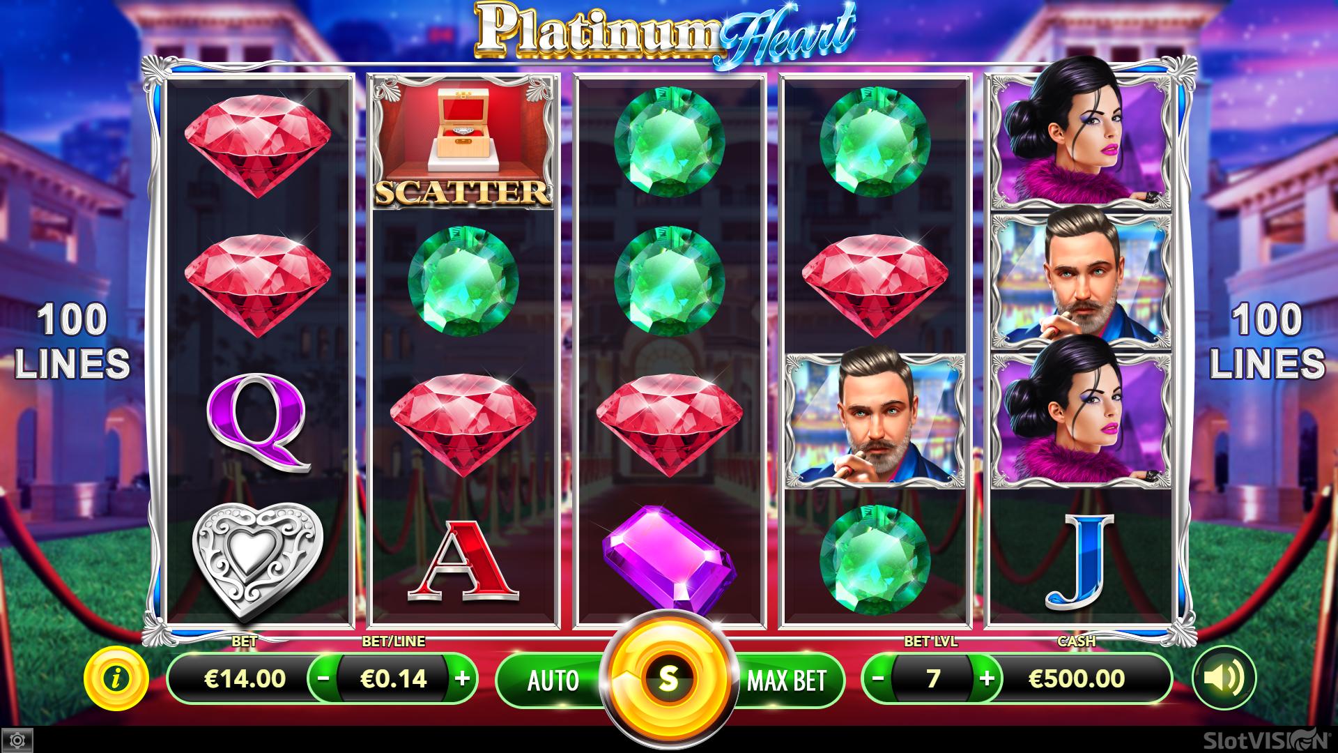 Platinum Play Casino 10 Free